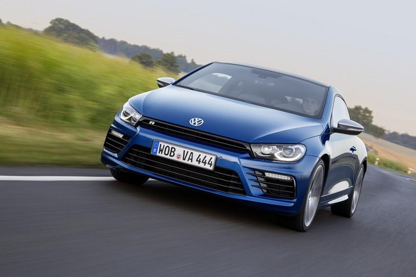 Volkswagen Scirocco – third-gen gets a facelift Image #272159