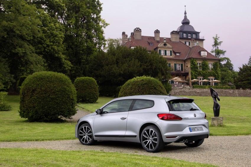 Volkswagen Scirocco – third-gen gets a facelift Image #272165