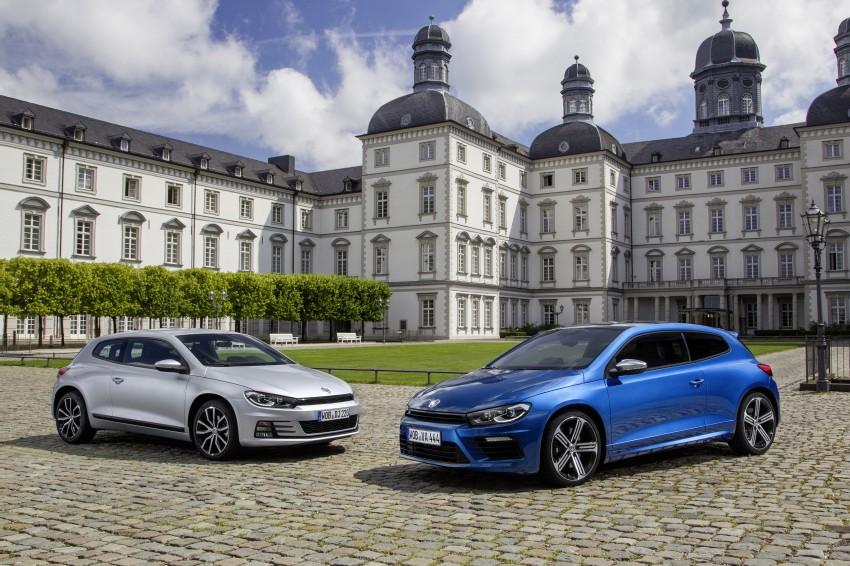 Volkswagen Scirocco – third-gen gets a facelift Image #272180