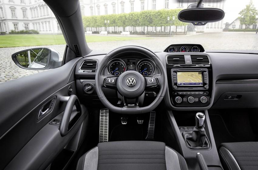 Volkswagen Scirocco – third-gen gets a facelift Image #272188