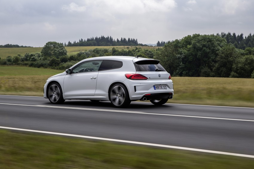 Volkswagen Scirocco – third-gen gets a facelift Image #272194