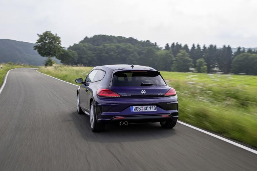 Volkswagen Scirocco – third-gen gets a facelift Image #272198