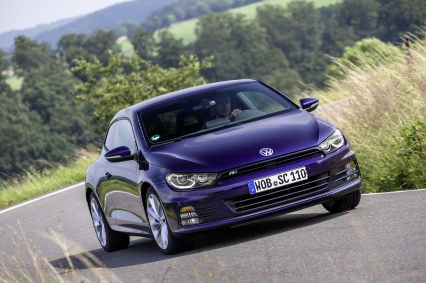 Volkswagen Scirocco – third-gen gets a facelift Image #272199