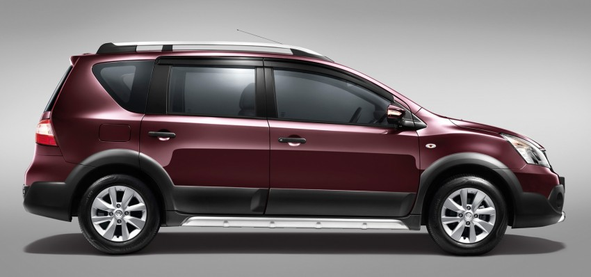 Nissan X-Gear facelift launched – 1.6 auto, RM89,800 Image #237460