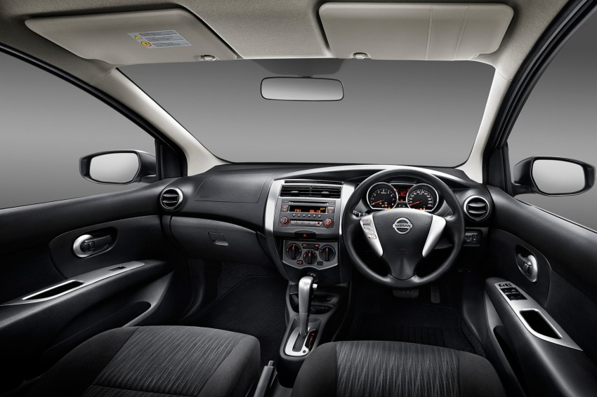 Nissan X-Gear facelift launched – 1.6 auto, RM89,800 Image #237466