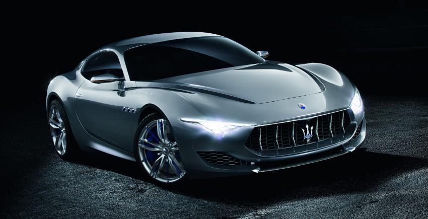Maserati Alfieri – 2+2 concept previews 911 rival Image #232651