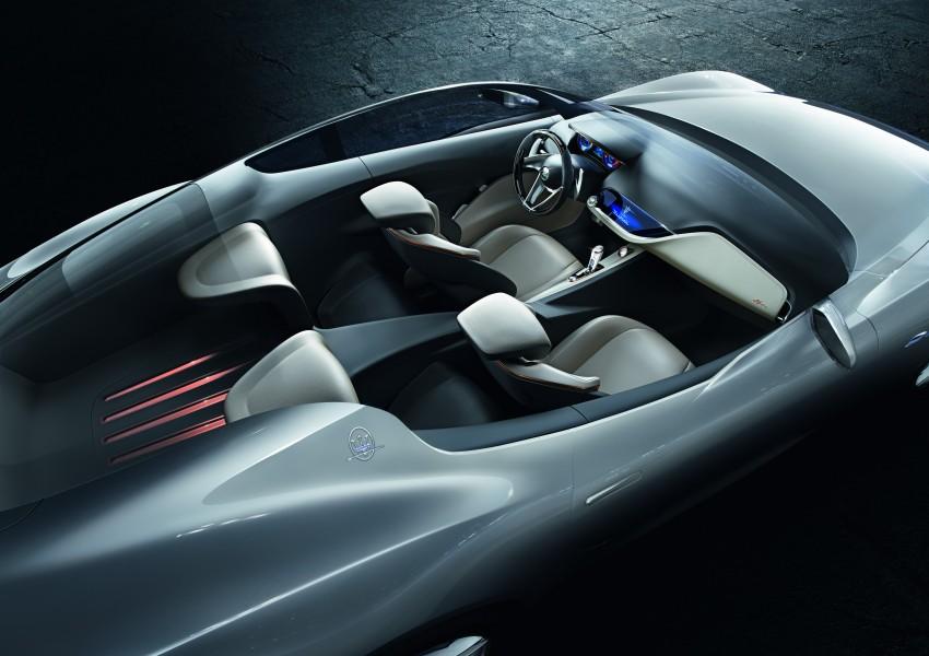 Maserati Alfieri – 2+2 concept previews 911 rival Image #232642