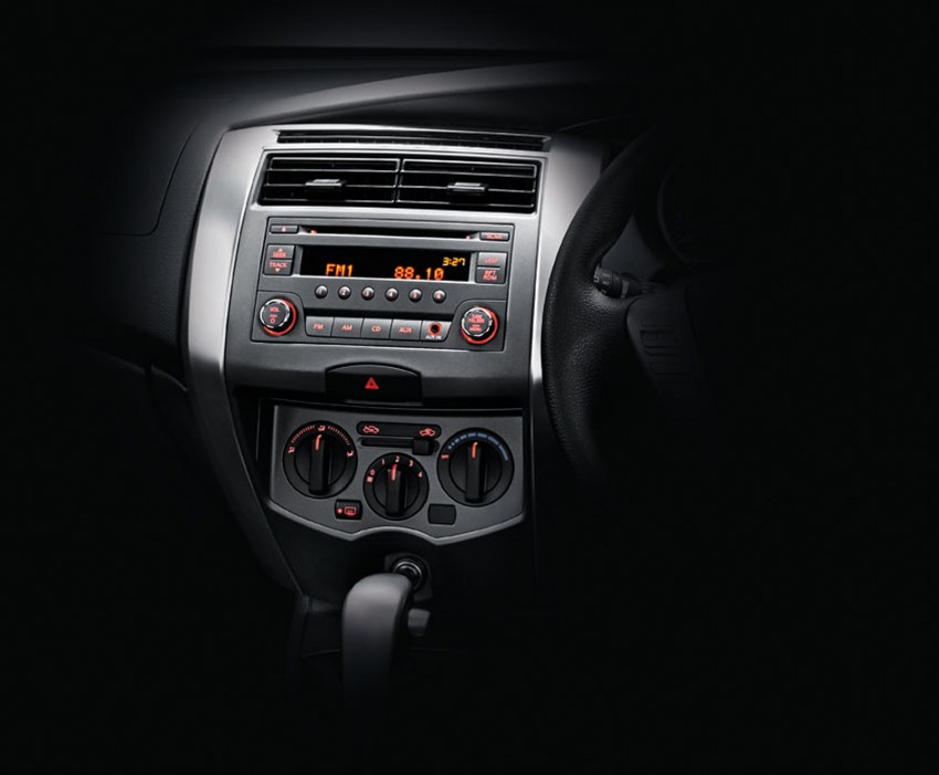 Nissan X-Gear facelift launched – 1.6 auto, RM89,800 Image #237469