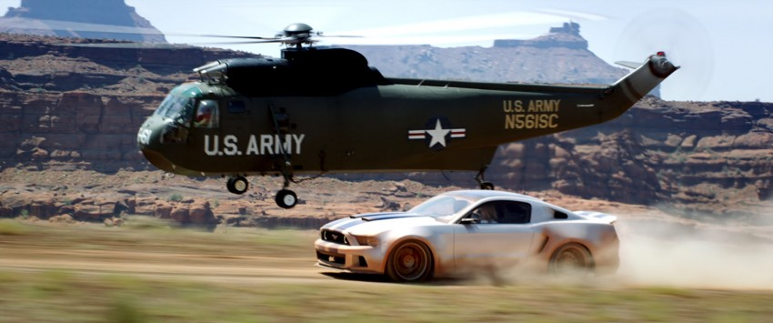 Need For Speed @ Driven Movie Night Contest: Win exclusive pre-screening tickets and merchandise! Image #233824