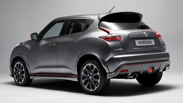 Nissan Juke Nismo RS - 218 PS, 280 Nm, LSD for FWD