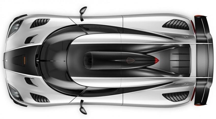 Koenigsegg One:1 – full details of 450 km/h megacar Image #232122