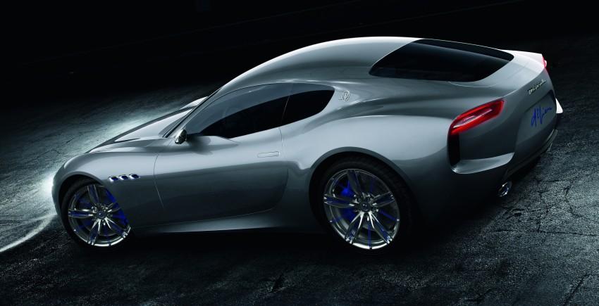 Maserati Alfieri – 2+2 concept previews 911 rival Image #232650