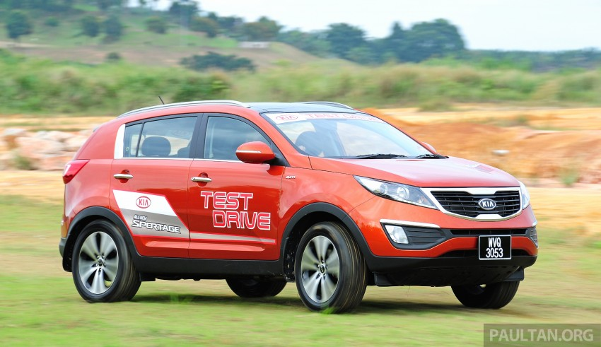 Kia Sportage facelift now open for booking in Malaysia Image #234202