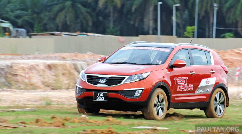 Kia Sportage facelift now open for booking in Malaysia Image #234203