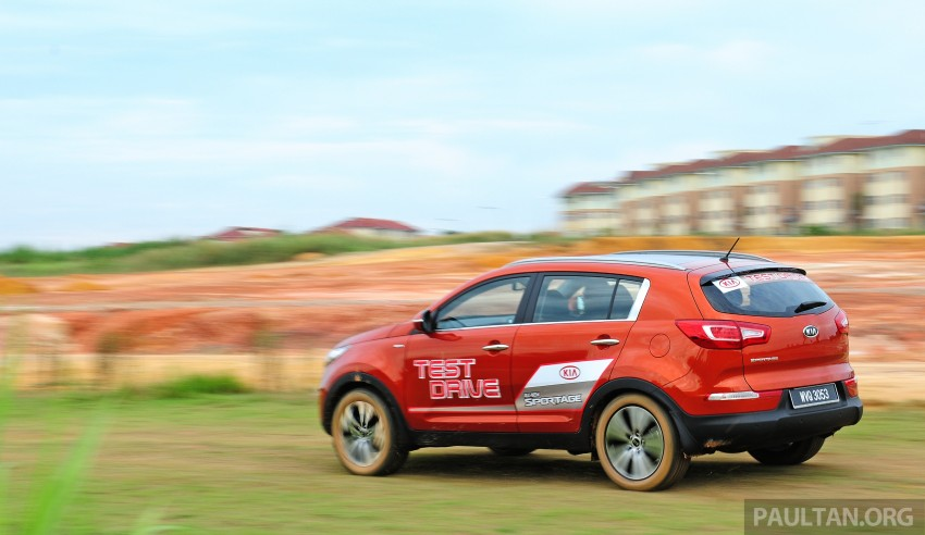 Kia Sportage facelift now open for booking in Malaysia Image #234205