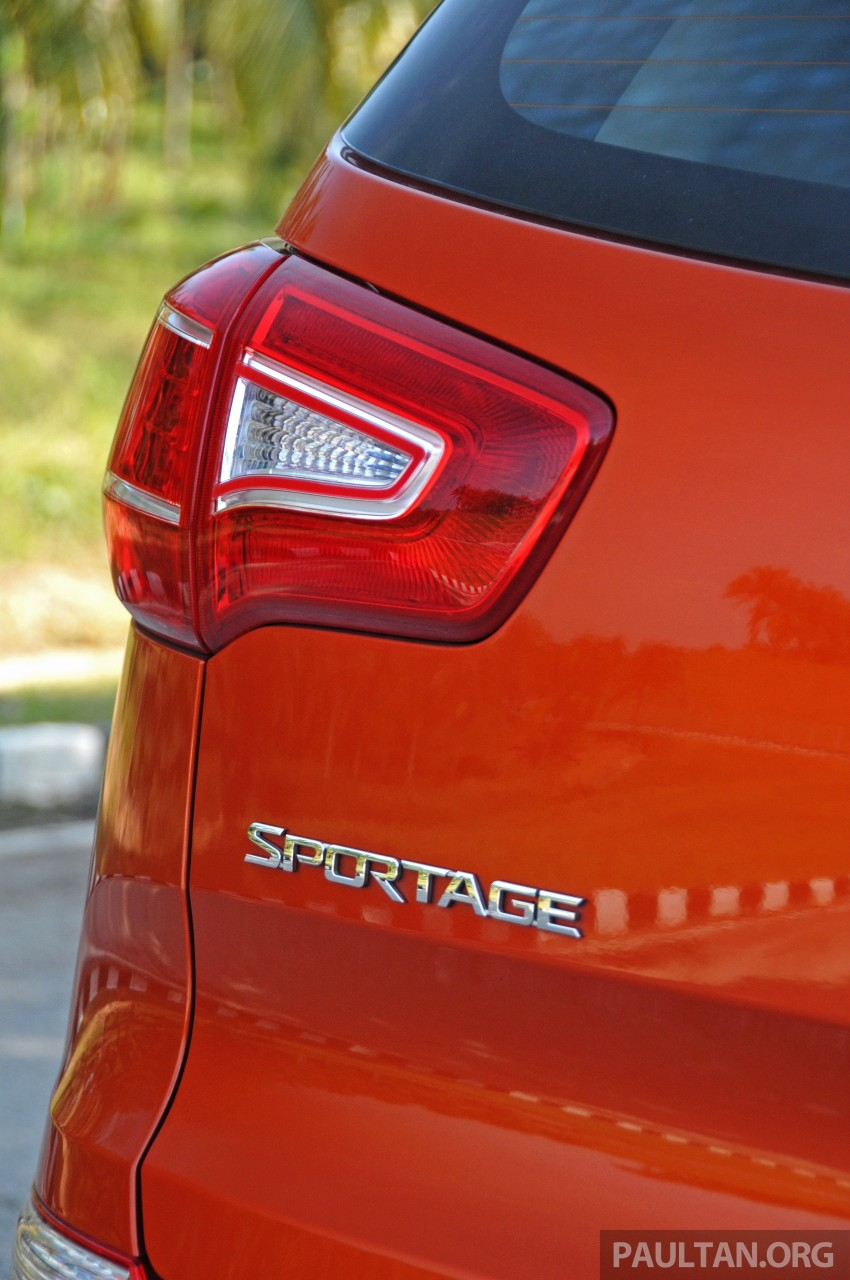 Kia Sportage facelift now open for booking in Malaysia Image #234207