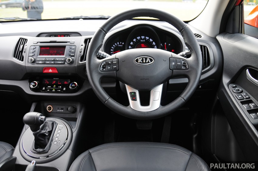 Kia Sportage facelift now open for booking in Malaysia Image #234210