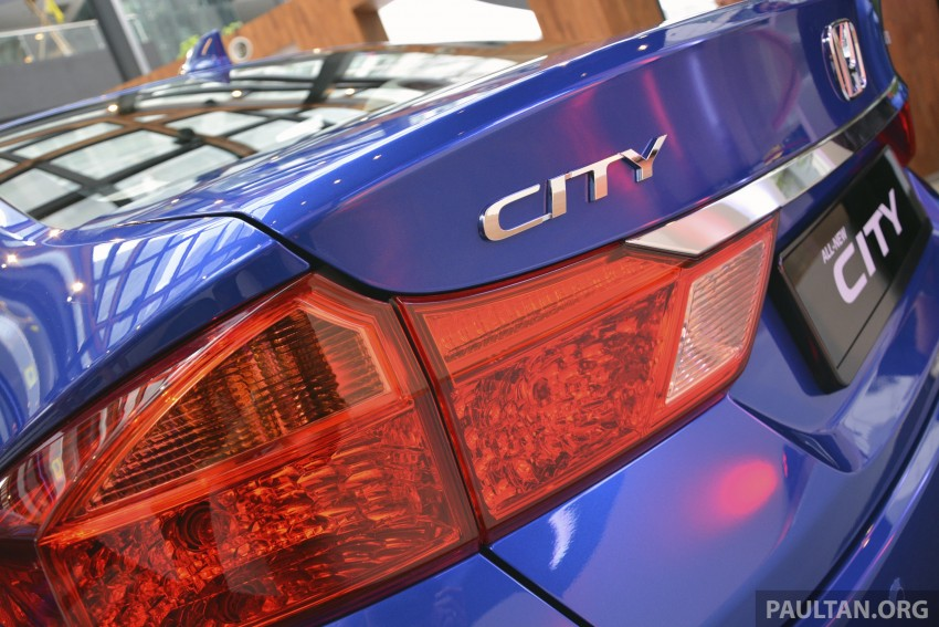 2014 Honda City launched in Malaysia, from RM76k Image #236358