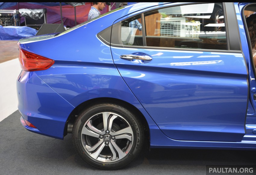 2014 Honda City launched in Malaysia, from RM76k Image #236346