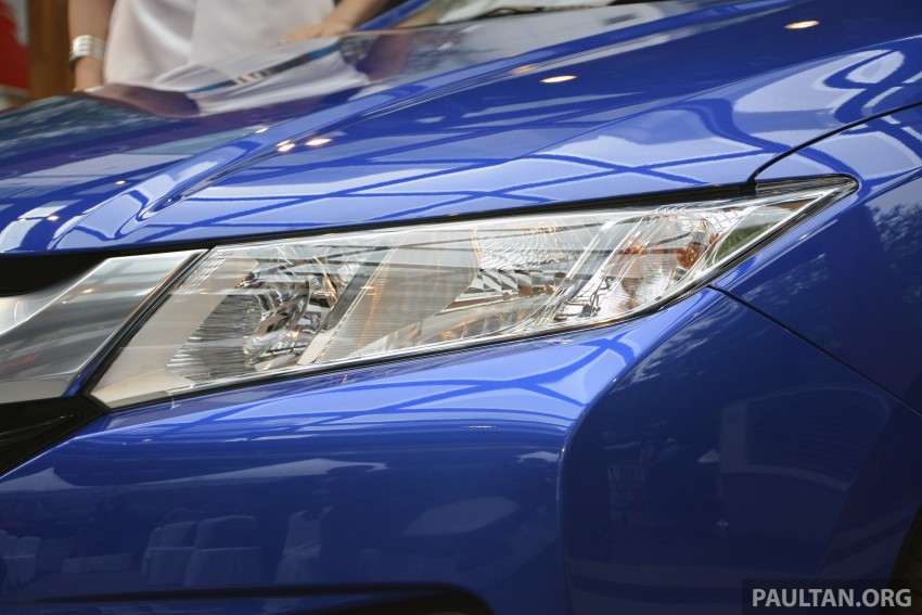 2014 Honda City launched in Malaysia, from RM76k Image #236342