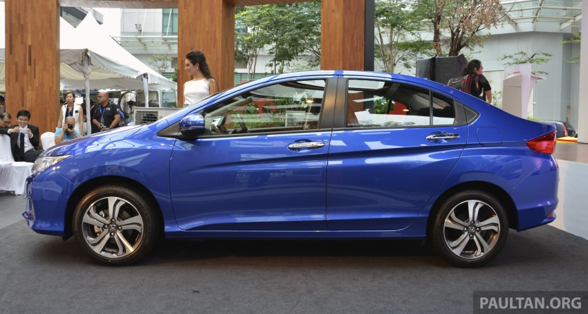 2014 Honda City launched in Malaysia, from RM76k Image #236361