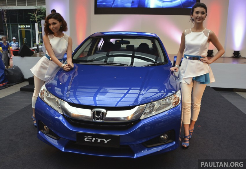 2014 Honda City launched in Malaysia, from RM76k Image #236355