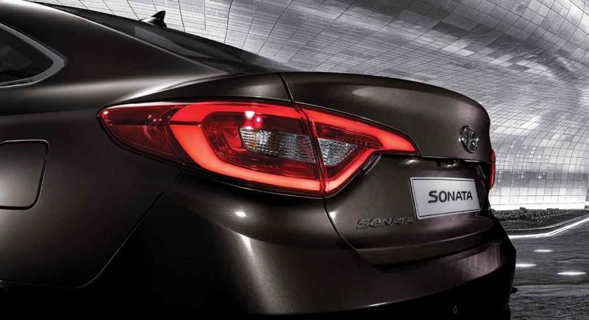 2015 Hyundai Sonata makes its world debut in Korea Image #236897