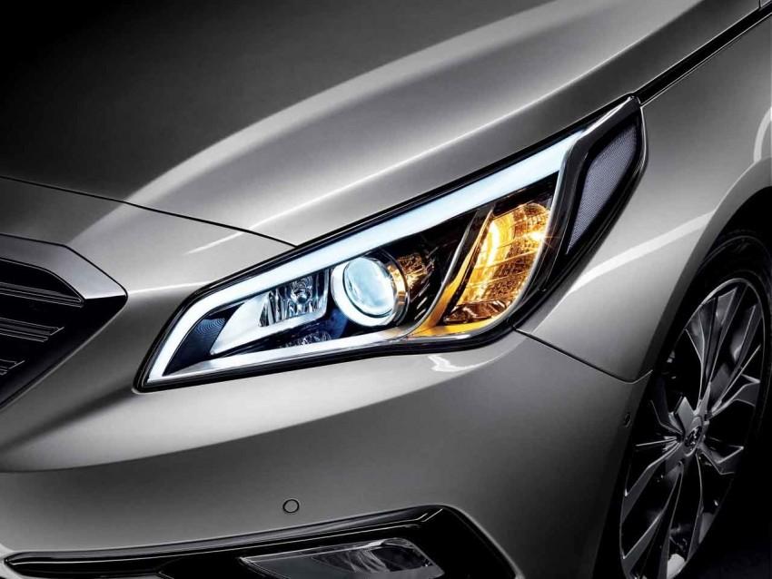 2015 Hyundai Sonata makes its world debut in Korea Image #236898