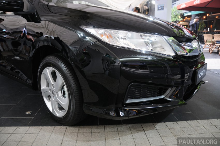 GALLERY: 2014 Honda City spec-by-spec comparison Image #236409