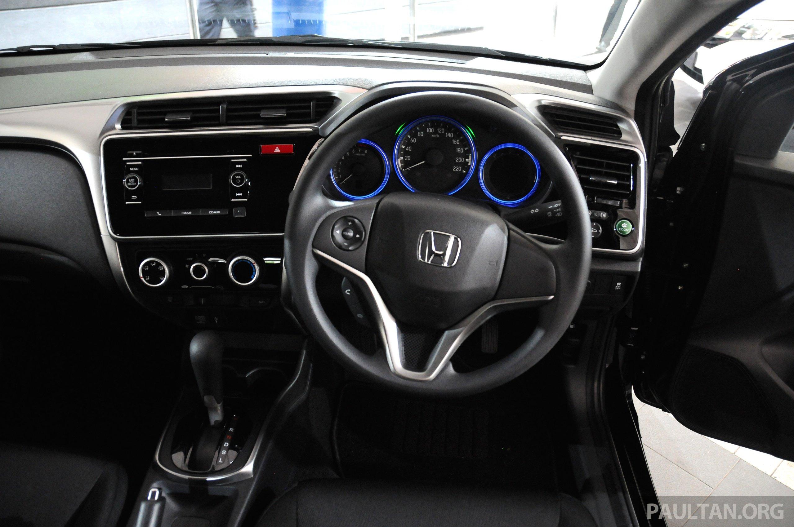 2014 Honda City E 011 Paul Tan S Automotive News