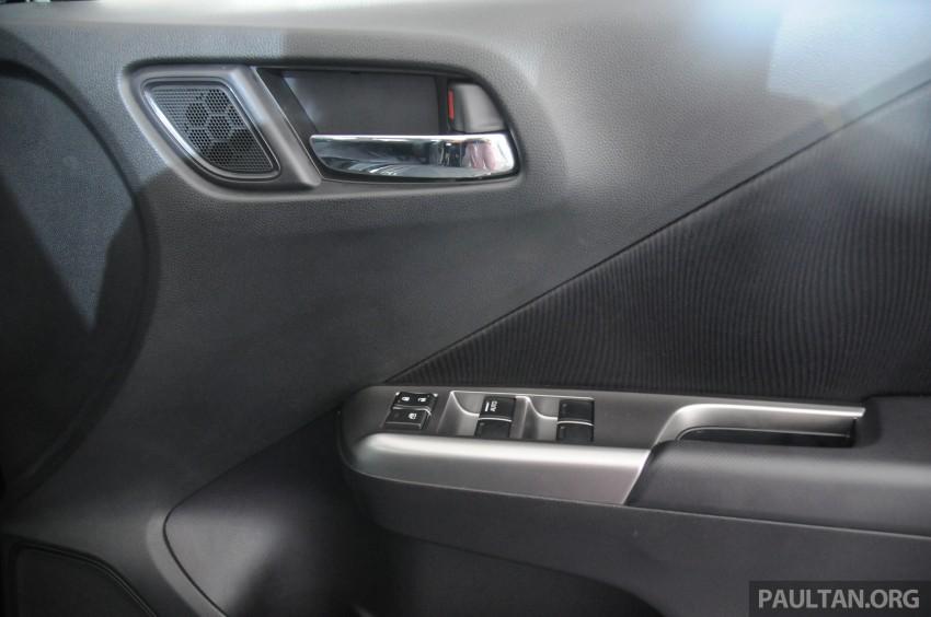 GALLERY: 2014 Honda City spec-by-spec comparison Image #236423