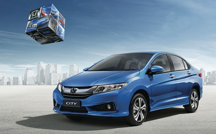 2014 Honda City launched in Malaysia, from RM76k Image #236297