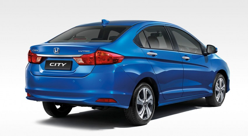 2014 Honda City launched in Malaysia, from RM76k Image #236298