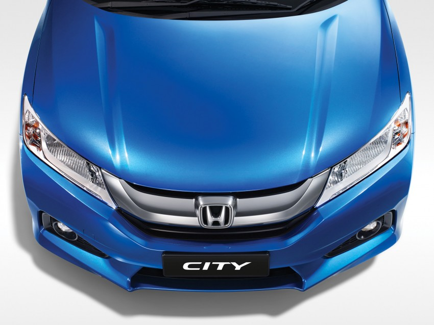 2014 Honda City launched in Malaysia, from RM76k Image #236299