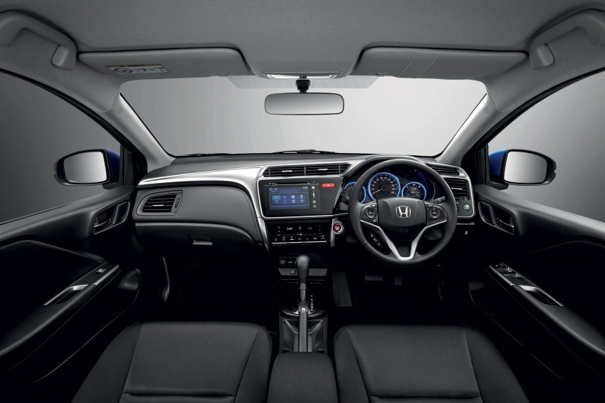 2014 Honda City launched in Malaysia, from RM76k Image #236305