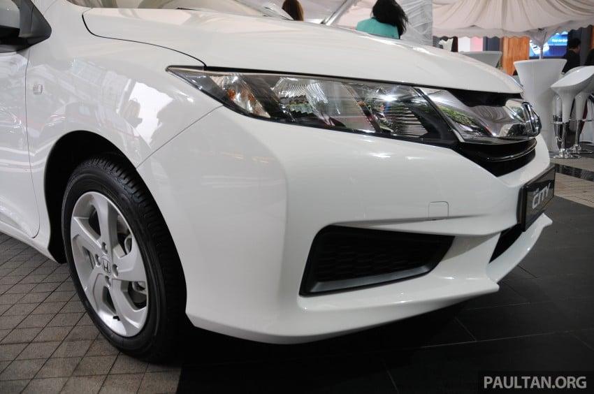 GALLERY: 2014 Honda City spec-by-spec comparison Image #236427