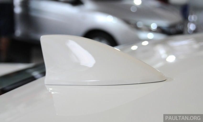 GALLERY: 2014 Honda City spec-by-spec comparison Image #236434