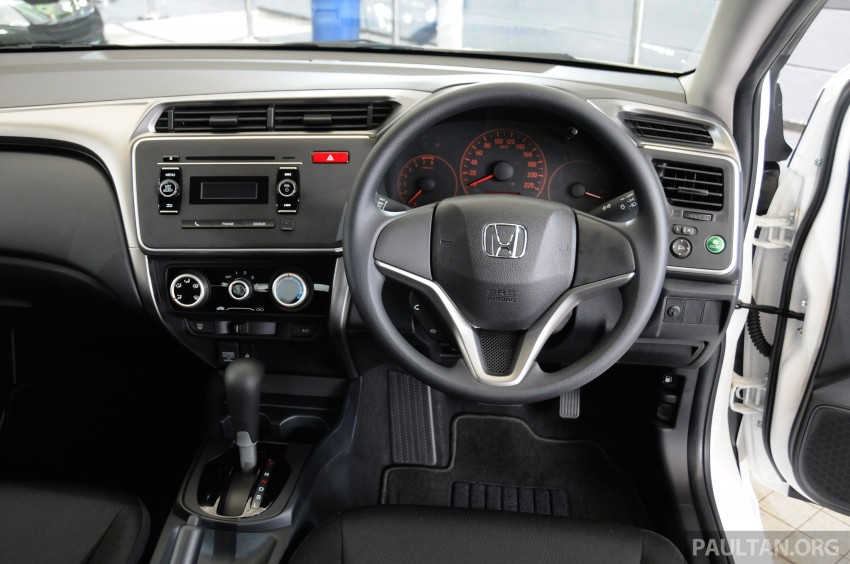 GALLERY: 2014 Honda City spec-by-spec comparison Image #236436