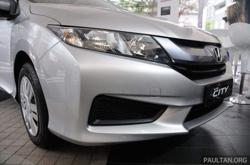 GALLERY: 2014 Honda City spec-by-spec comparison Image #236444