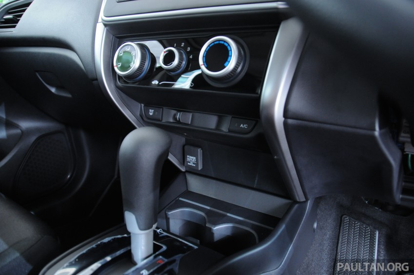 GALLERY: 2014 Honda City spec-by-spec comparison Image #236457