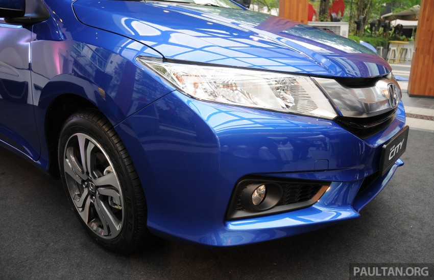 GALLERY: 2014 Honda City spec-by-spec comparison Image #236392