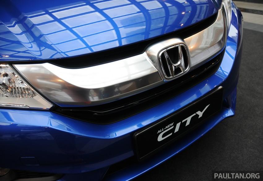 GALLERY: 2014 Honda City spec-by-spec comparison Image #236393