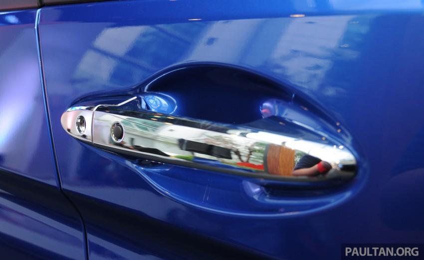 GALLERY: 2014 Honda City spec-by-spec comparison Image #236398