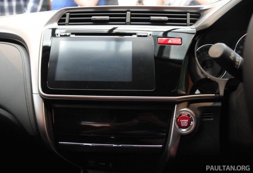 GALLERY: 2014 Honda City spec-by-spec comparison Image #236403