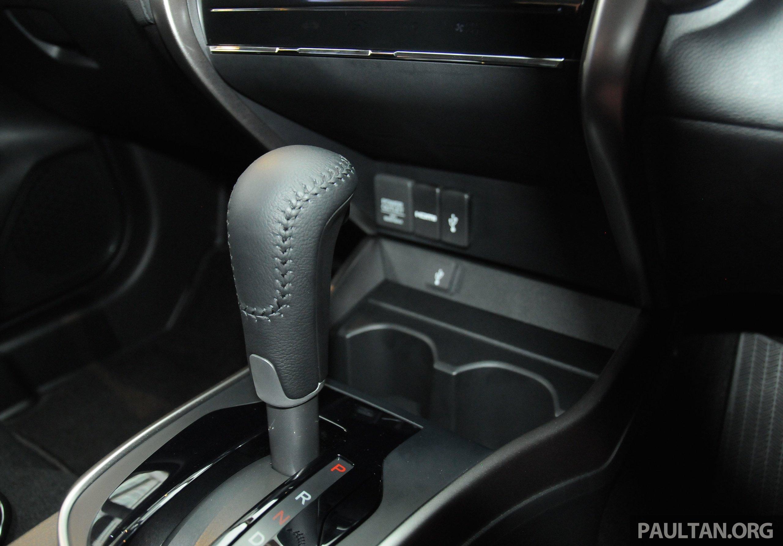 GALLERY: 2014 Honda City spec-by-spec comparison Image 236405