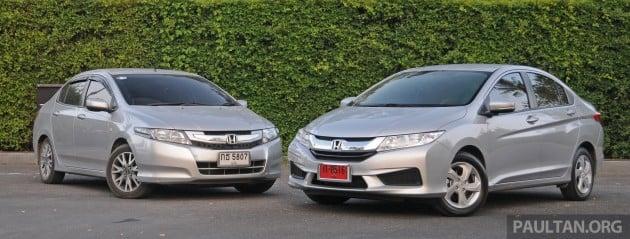 2014_Honda_City_new_vs_old_ 001