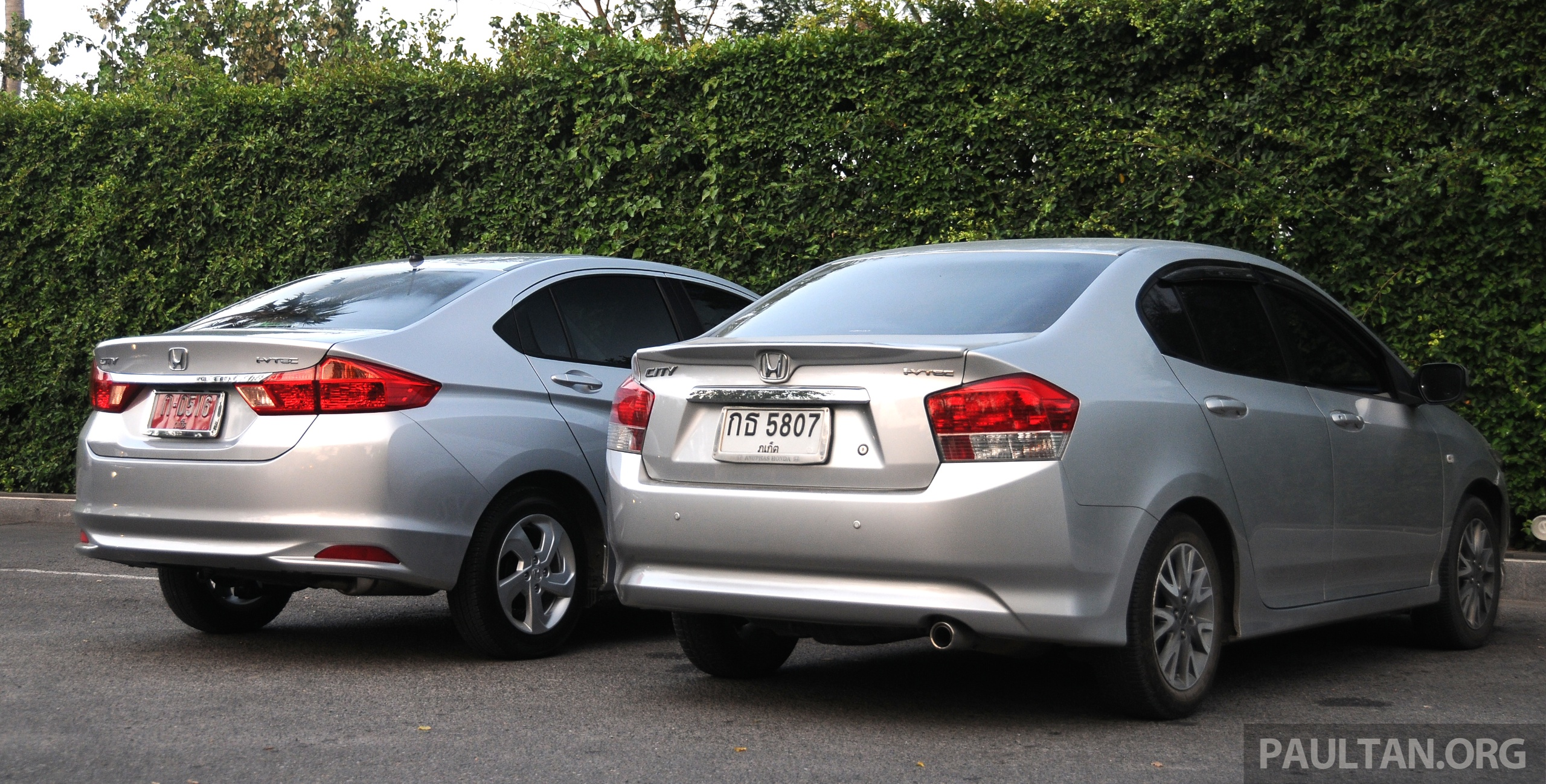 Gallery old and all new 2014 honda city compared image 232248