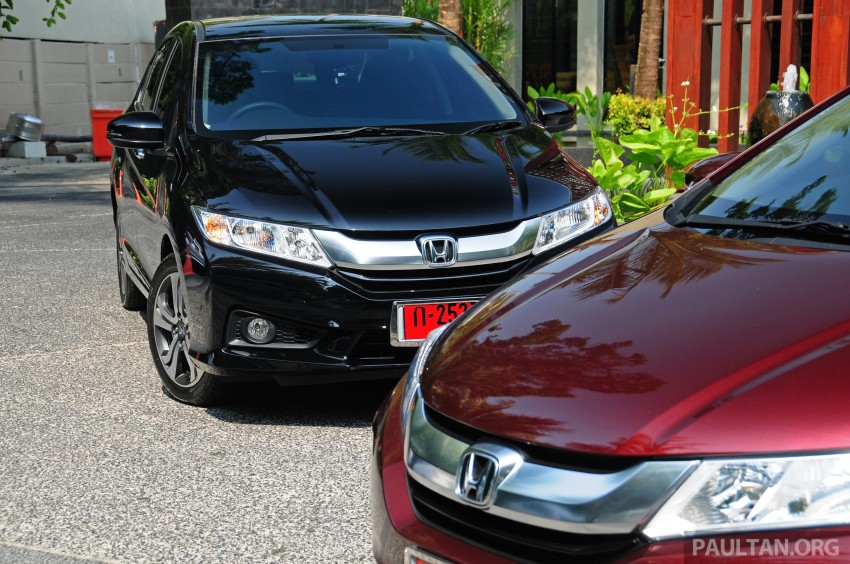 DRIVEN: 2014 Honda City i-VTEC previewed in Phuket Image #232873