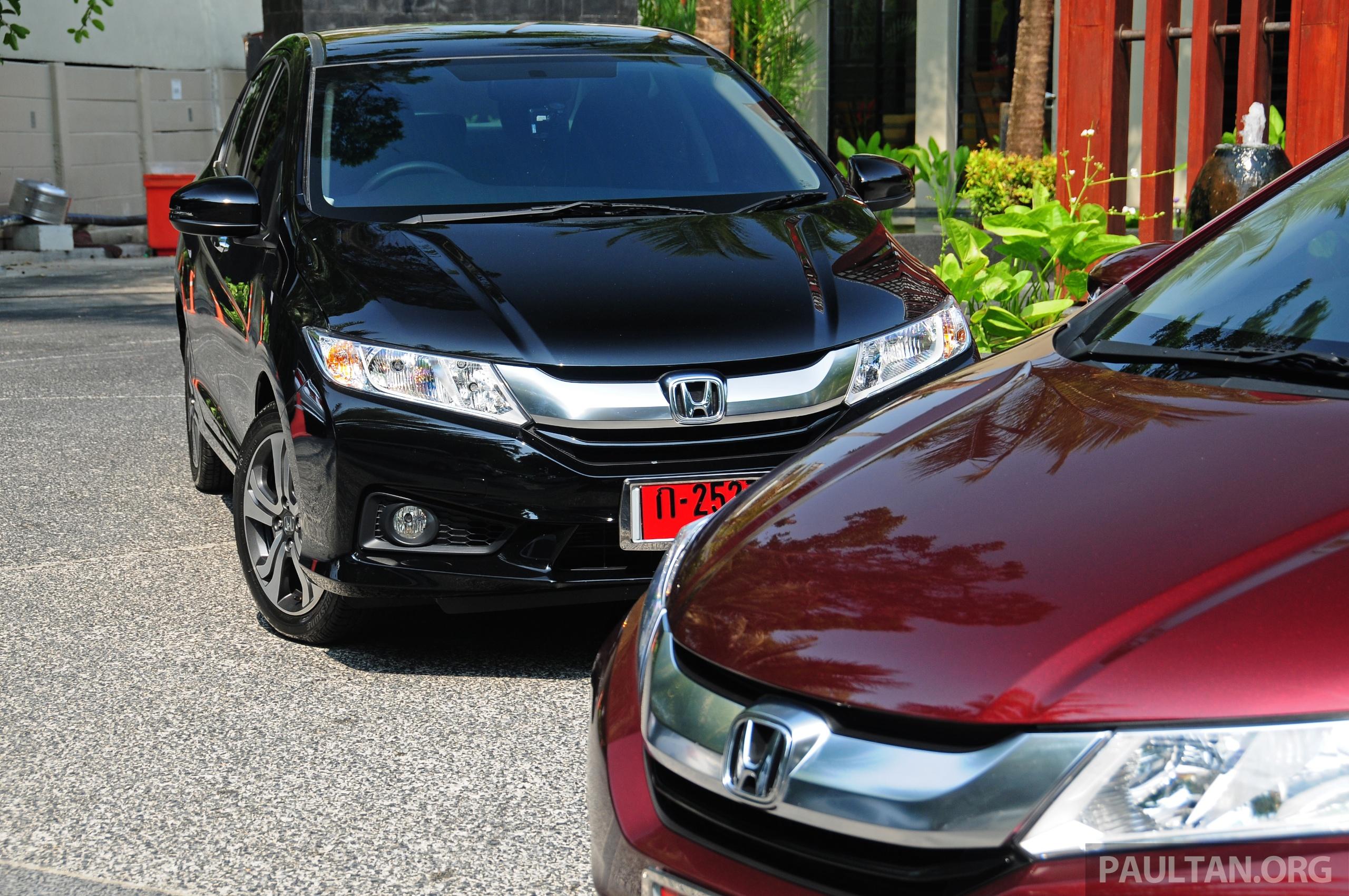New Honda City 2014 Thailand.html | Autos Weblog