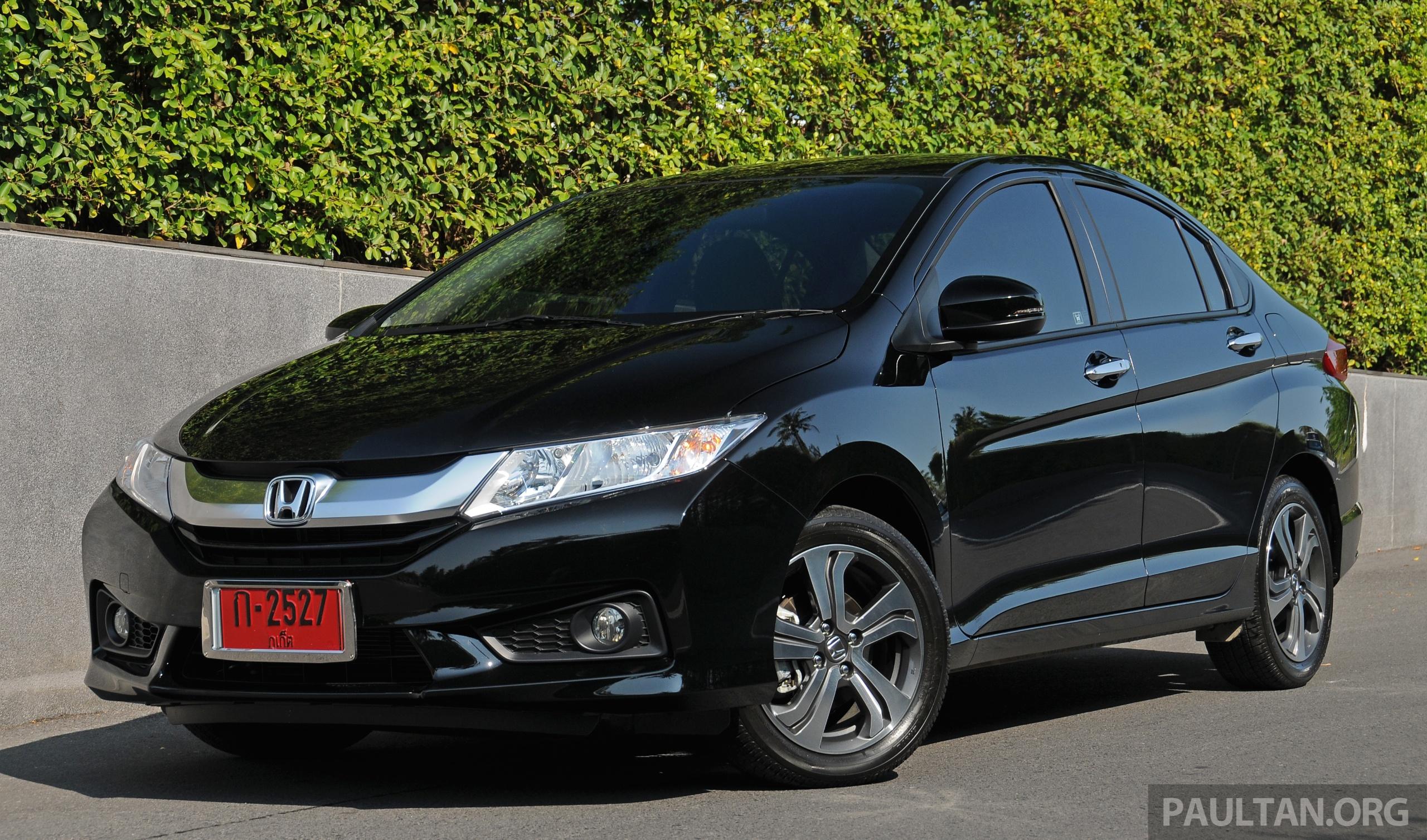 DRIVEN: 2014 Honda City i-VTEC previewed in Phuket Paul ...